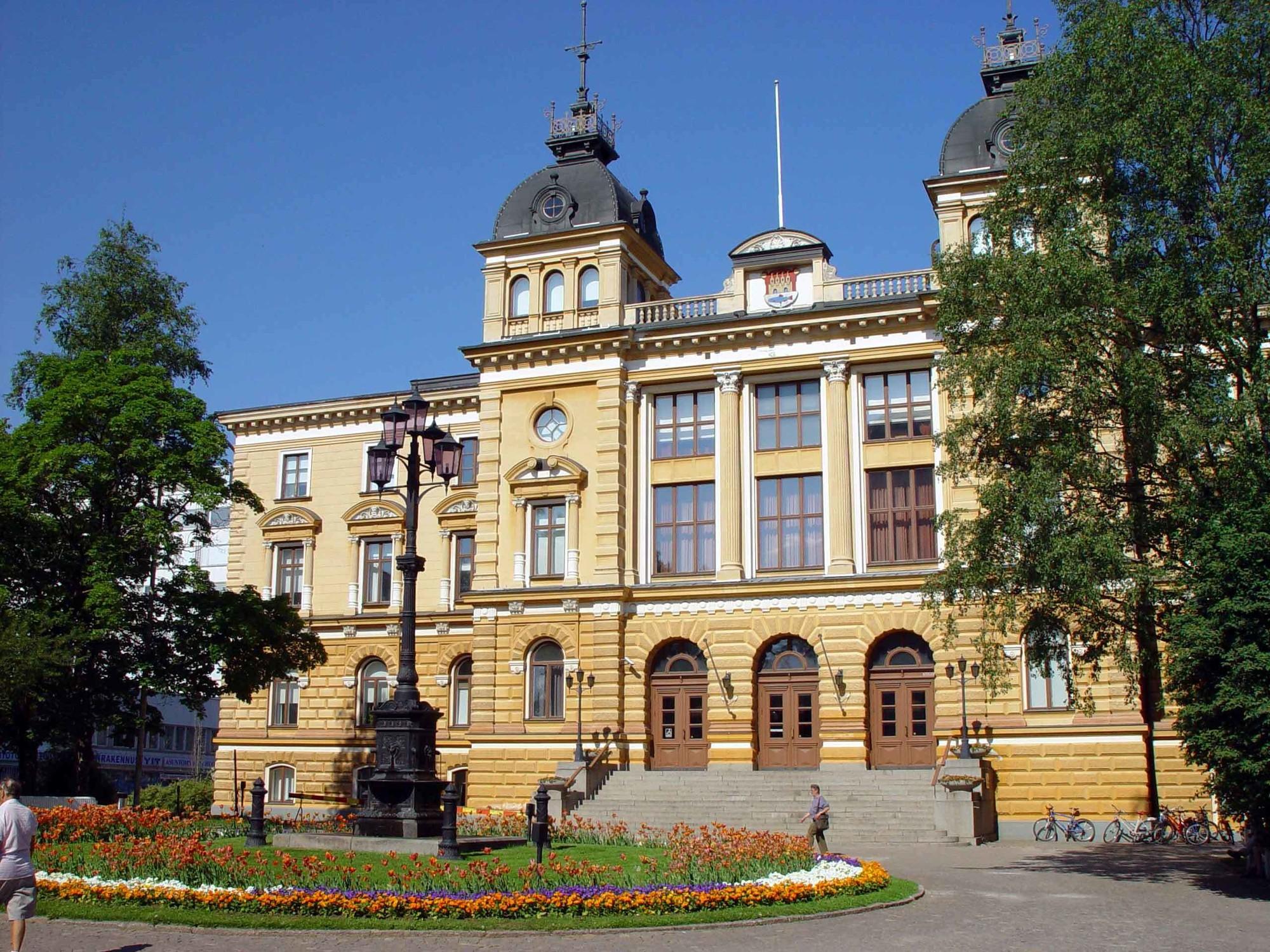 Oulun Kaupunki Sosiaalitoimi