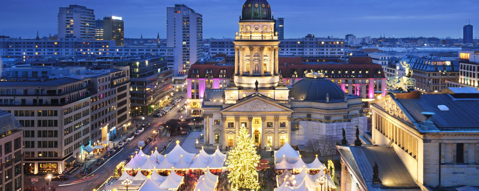 Joyful Greetings From Berlin Evento